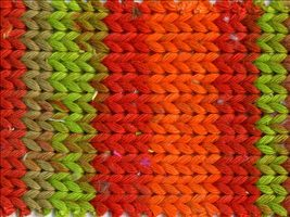 Katia Jamaica 4002 Red Orange Brown Lime